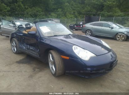 2002 PORSCHE 911 CARRERA 2/CARRERA 4