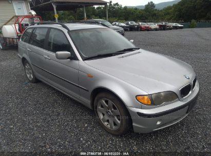 2003 BMW 3 SERIES XIT