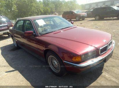 1998 BMW 740 IL