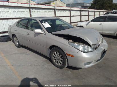 2004 LEXUS ES 330 330