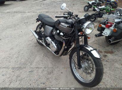 2012 TRIUMPH MOTORCYCLE BONNEVILLE T100