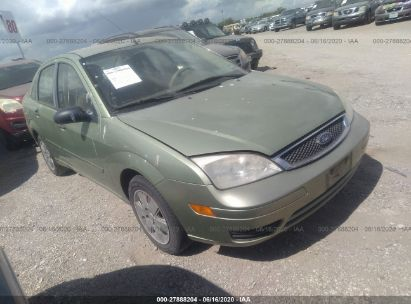 2007 FORD FOCUS ZX4/S/SE/SES