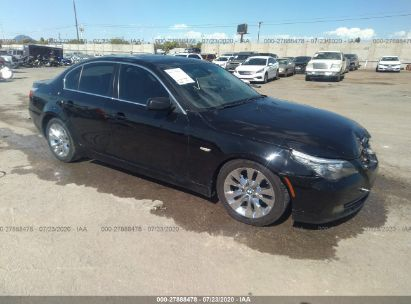 2009 BMW 5 SERIES I