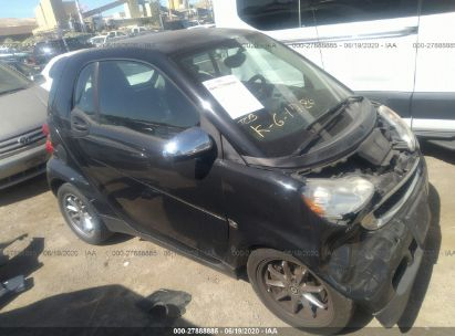 2009 SMART FORTWO PURE/PASSION