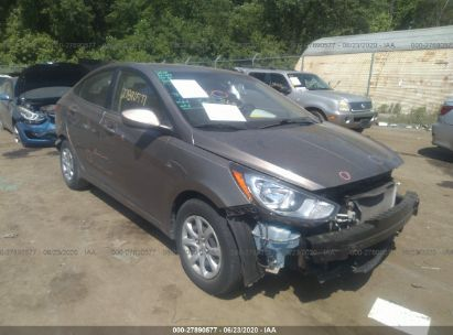 2013 HYUNDAI ACCENT GLS/GS
