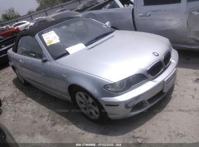 2005 BMW 325 CI