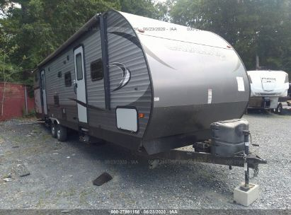 2016 FOREST RIVER COACHMEN CATALINA 321BHDS