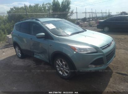 2013 FORD ESCAPE SE