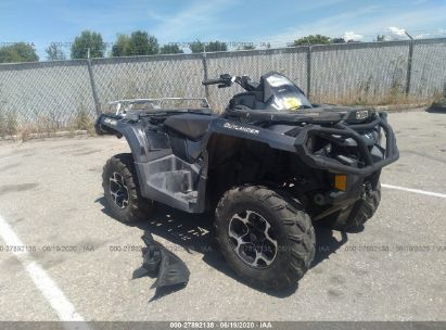 2013 CAN-AM OUTLANDER MAX 1000 XT/1000 LIMITED