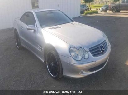 2005 MERCEDES-BENZ SL 600