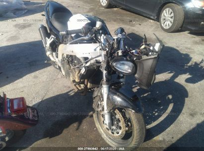 2000 TRIUMPH MOTORCYCLE SPRINT ST
