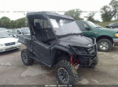 2017 HONDA SXS1000 M3