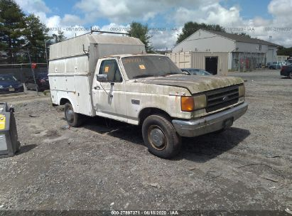 1991 FORD F250