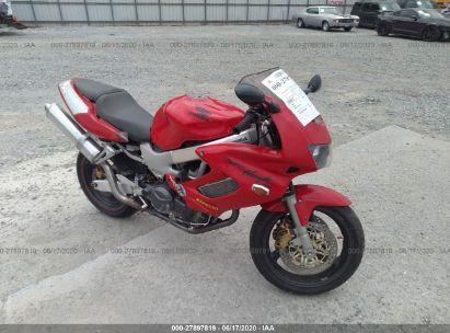 1998 HONDA VTR1000 F