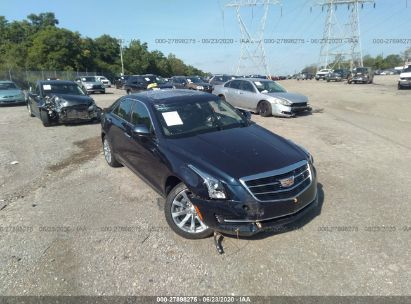 2017 CADILLAC ATS SEDAN AWD