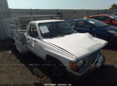 1987 TOYOTA PICKUP CAB CHASSIS RN75 DLX