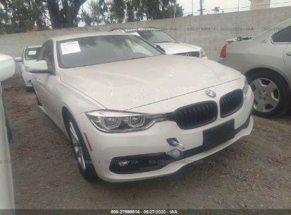 2018 BMW 3 SERIES I