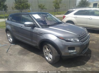 2013 LAND ROVER RANGE ROVER EVOQU PURE PLUS