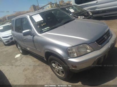 2001 HONDA CR-V SE/LE