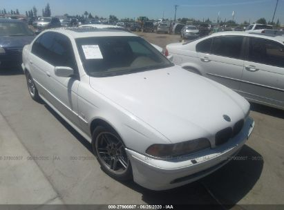 2002 BMW 5 SERIES 540IA