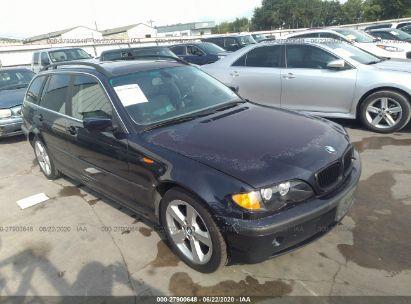 2004 BMW 3 SERIES XIT