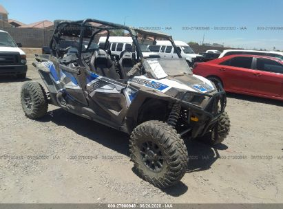 2017 POLARIS RZR XP 4 1000 EPS