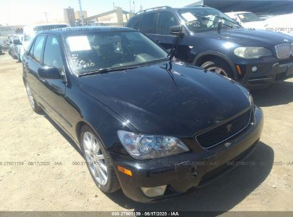 2005 LEXUS IS 300