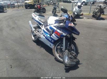 2003 SUZUKI GSX-R600