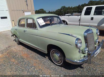 1958 MERCEDES-BENZ 220