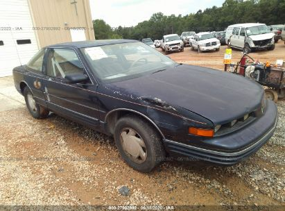 1992 OLDSMOBILE CUTLASS SUPREME S