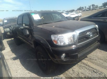 2011 TOYOTA TACOMA DOUBLE CAB LONG BED