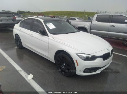 2017 BMW 3 SERIES I