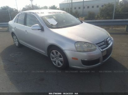2007 VOLKSWAGEN JETTA 2.5 OPTION PACKAGE 2