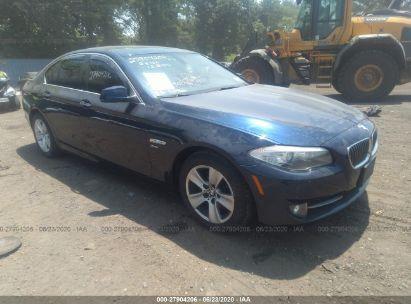 2012 BMW 5 SERIES XI