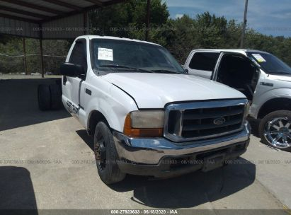 2002 FORD F350 SUPER DUTY