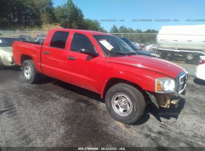 2007 DODGE DAKOTA QUAD/ST