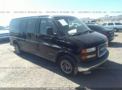 2000 GMC SAVANA RV G1500