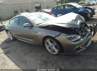 2014 BMW 640 XI/GRAN COUPE