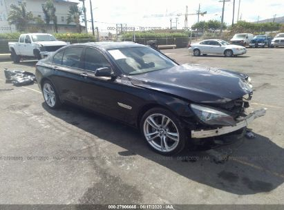 2011 BMW 740 I