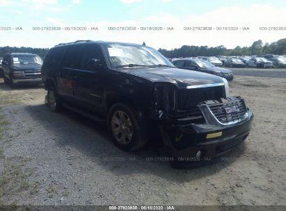 2011 GMC YUKON XL K1500 SLT