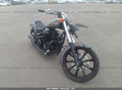 2010 HONDA VT1300 CX
