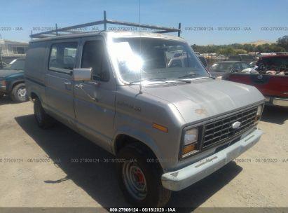 1984 FORD ECONOLINE E250 VAN
