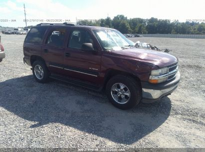 2000 CHEVROLET NEW TAHOE K1500