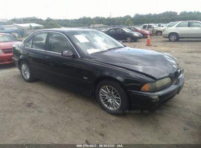 2002 BMW 530 I AUTOMATIC