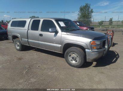 1999 GMC NEW SIERRA 2500 K2500