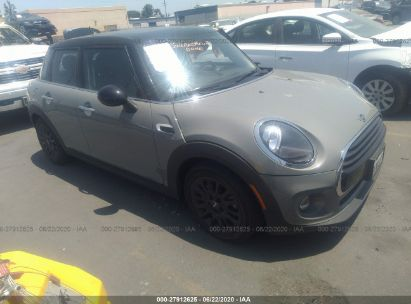 2019 MINI HARDTOP 4 DOOR COOPER/OXFORD EDITION