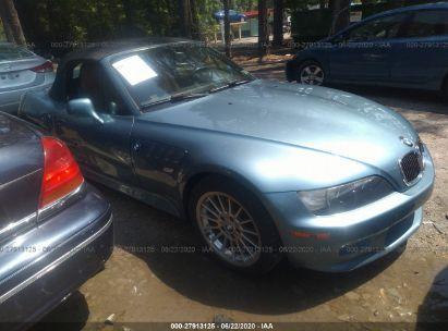 2001 BMW Z3 3.0