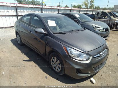 2012 HYUNDAI ACCENT GLS/GS