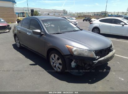 2009 HONDA ACCORD SDN EXL