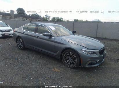 2018 BMW 5 SERIES XI